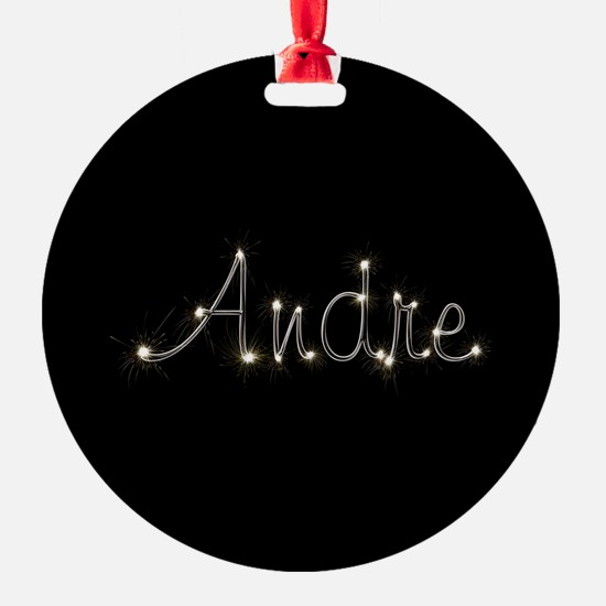 Andre Spark Ornament