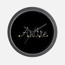 Andre Spark Wall Clock