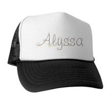 Alyssa Spark Trucker Hat