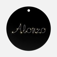 Alonzo Spark Ornament (Round)