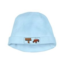 Funny Allis chalmers baby hat