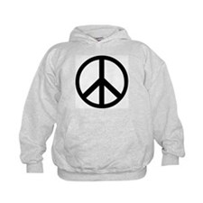 Peace Sign Symbol Hoodie