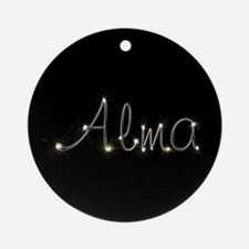 Alma Spark Ornament (Round)