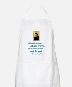 All Will Be Well BBQ Apron