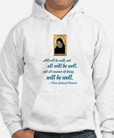 All Will Be Well Hoodie