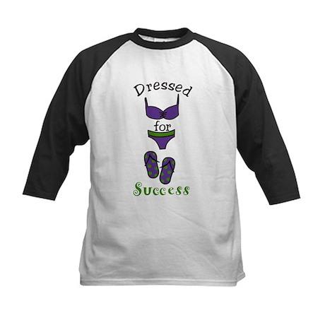 Dressed For Success Kids Baseball Jersey