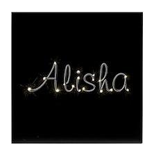 Alisha Spark Tile Coaster