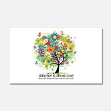 2-FAMILY TREE ONE MORE.png Car Magnet 20 x 12
