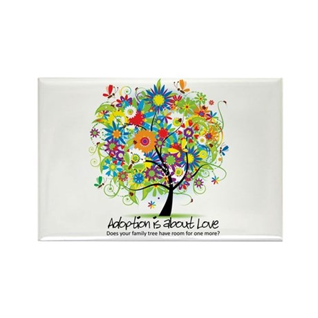 2-FAMILY TREE ONE MORE.png Rectangle Magnet (10 pa