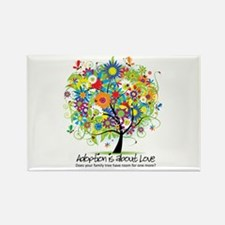 2-FAMILY TREE ONE MORE.png Rectangle Magnet