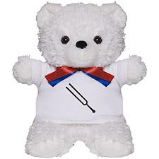 Tuning fork Teddy Bear