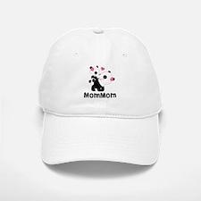 MomMom Grandma Panda Baseball Baseball Cap