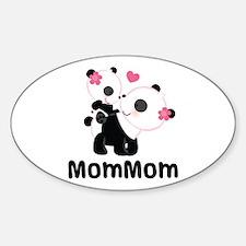 MomMom Grandma Panda Decal