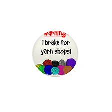Funny Yarn Mini Button (10 pack)