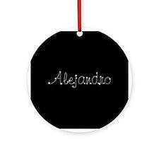 Alejandro Spark Ornament (Round)