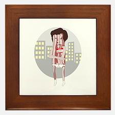 Kevin Framed Tile