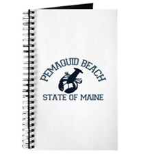 Pemaquid Beach ME - Lobster Design. Journal