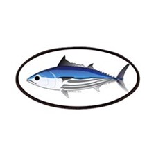 Skipjack Tuna fish Patches