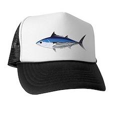 Skipjack Tuna fish Trucker Hat