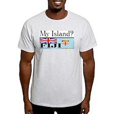 MIF Ash Grey T-Shirt