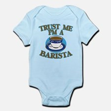 Trust Me I'm a Barista Infant Bodysuit
