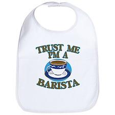 Trust Me I'm a Barista Bib