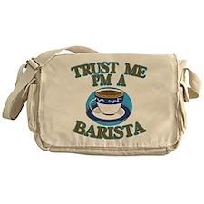 Trust Me I'm a Barista Messenger Bag