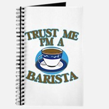 Trust Me I'm a Barista Journal