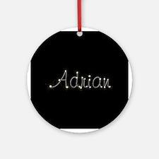 Adrian Spark Ornament (Round)