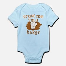 Trust Me I'm a Baker Infant Bodysuit