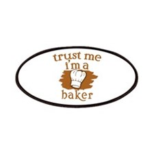 Trust Me I'm a Baker Patches