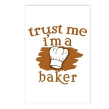Trust Me I'm a Baker Postcards (Package of 8)