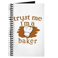 Trust Me I'm a Baker Journal