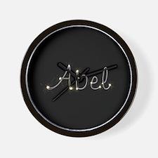 Abel Spark Wall Clock