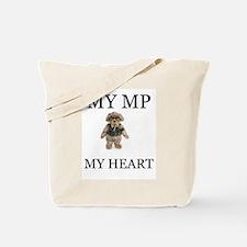 MY MP MY HEART Tote Bag