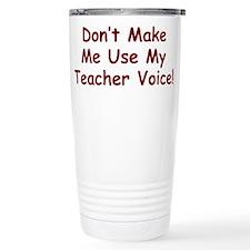 Unique Education occupations Travel Mug