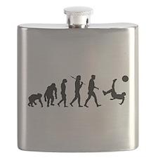 Soccer Evolution Flask