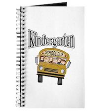 School Bus Kindergarten Journal