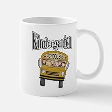 School Bus Kindergarten Mug