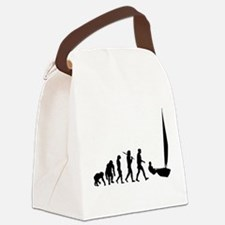 Sailing Evolution Canvas Lunch Bag