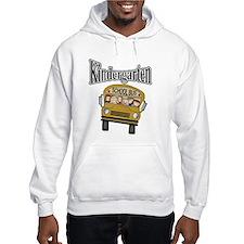 School Bus Kindergarten Hoodie