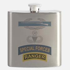 CIB Airborne Master SF Ranger Flask