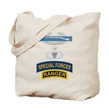 CIB Airborne Master SF Ranger Tote Bag