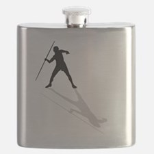 Javelin Thrower Flask