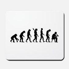 Tattoo artist evolution Mousepad