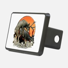 mule deer rut Hitch Cover