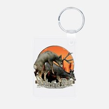 Rule the rut Aluminum Photo Keychain