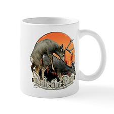 Rule the rut Small Mugs
