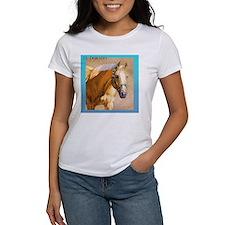 Palomino Quarter Horse Tee