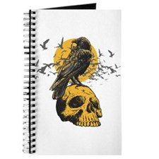 Skull and Crow Journal